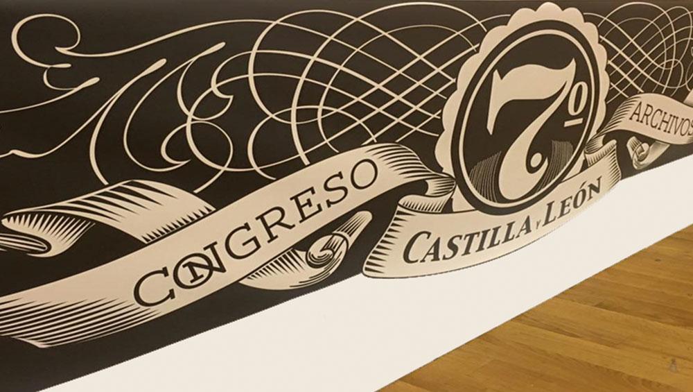 Congreso archivo Castilla y León
