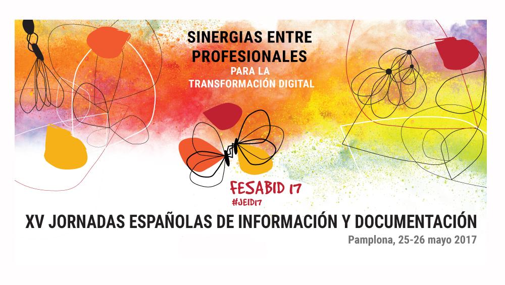 Odilo en FESABID 25 y 26 mayo ¡Nos vemos en Pamplona!