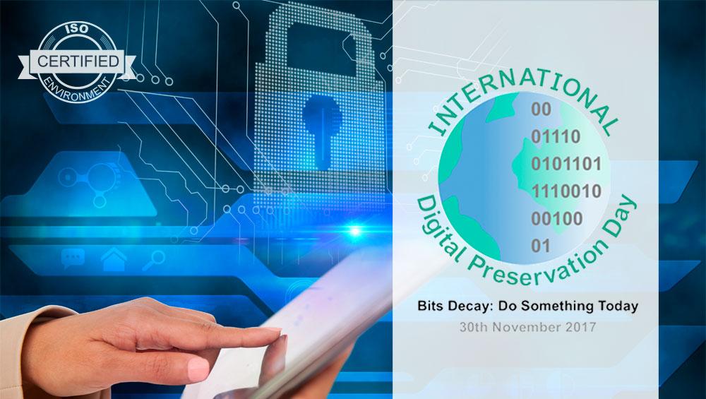 Preservación como garantía de protección en el universo digital