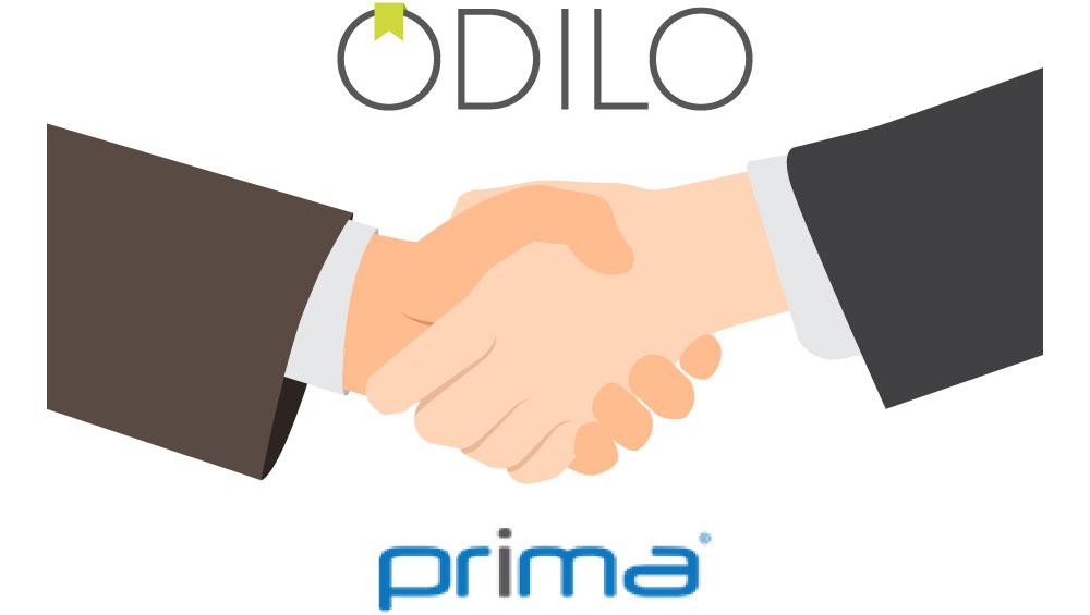 Nuevo acuerdo entre Odilo y PRIMA para poner al alcance de todas las bibliotecas de Brasil el mejor contenido digital