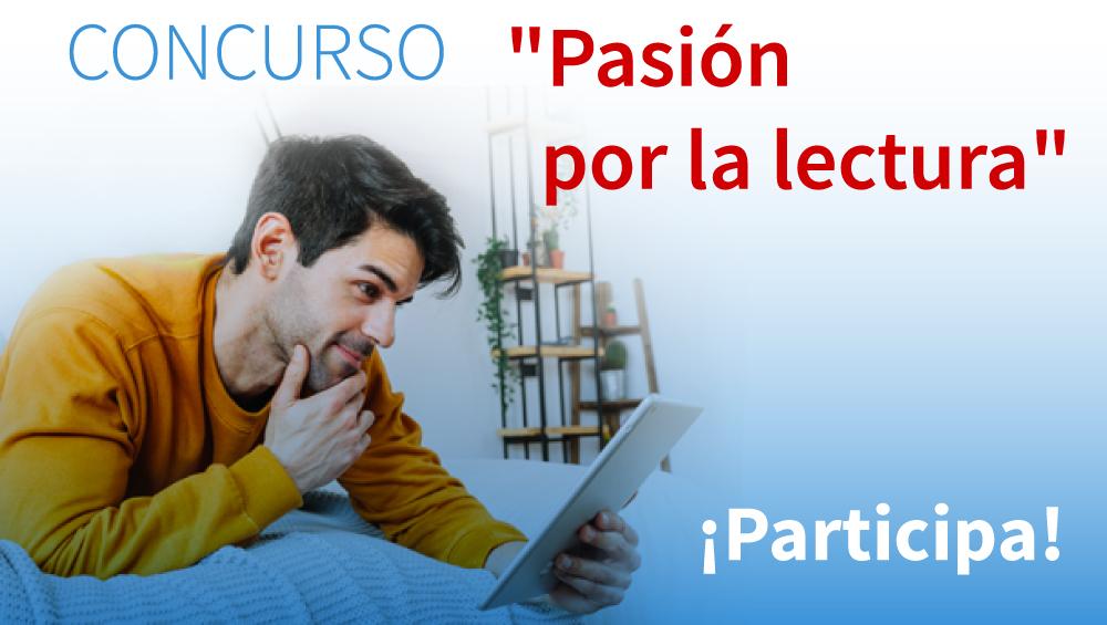 """BiblioMAD con la colaboración de Odilo ha lanzado el concurso """"Fomentando la pasión por la lectura"""""""