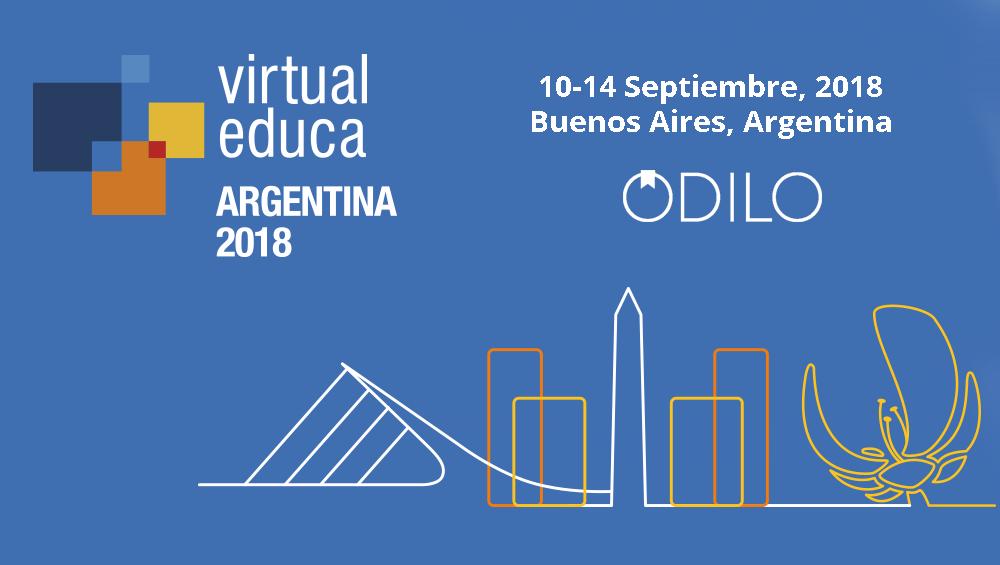 Colaboración Odilo y Plan CEIBAL, el proyecto más disruptivo de la mano en Virtual Educa Buenos Aires