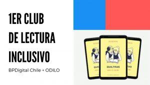 primer Club de lectura inclusivo de Chile ODILO