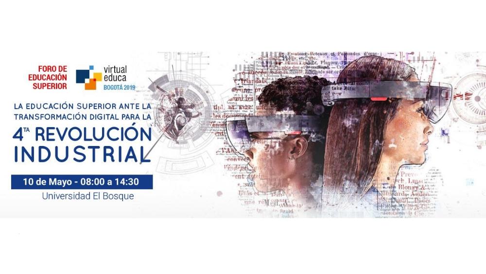 ODILO participa en Foro de Educación Superior de Virtual Educa en Bogotá