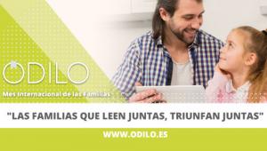 leer en familia con ODILO