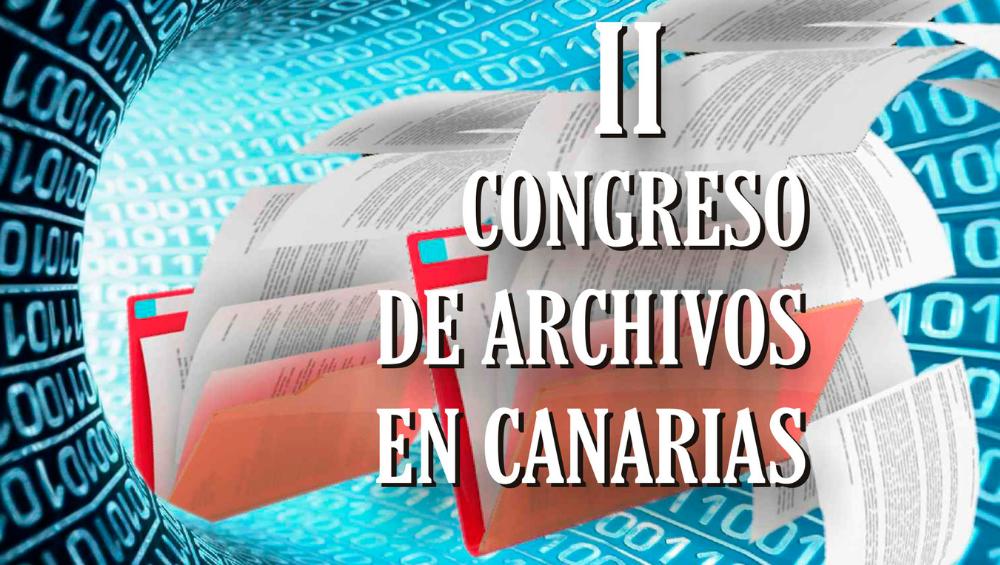 Congreso de archivo de Canarias