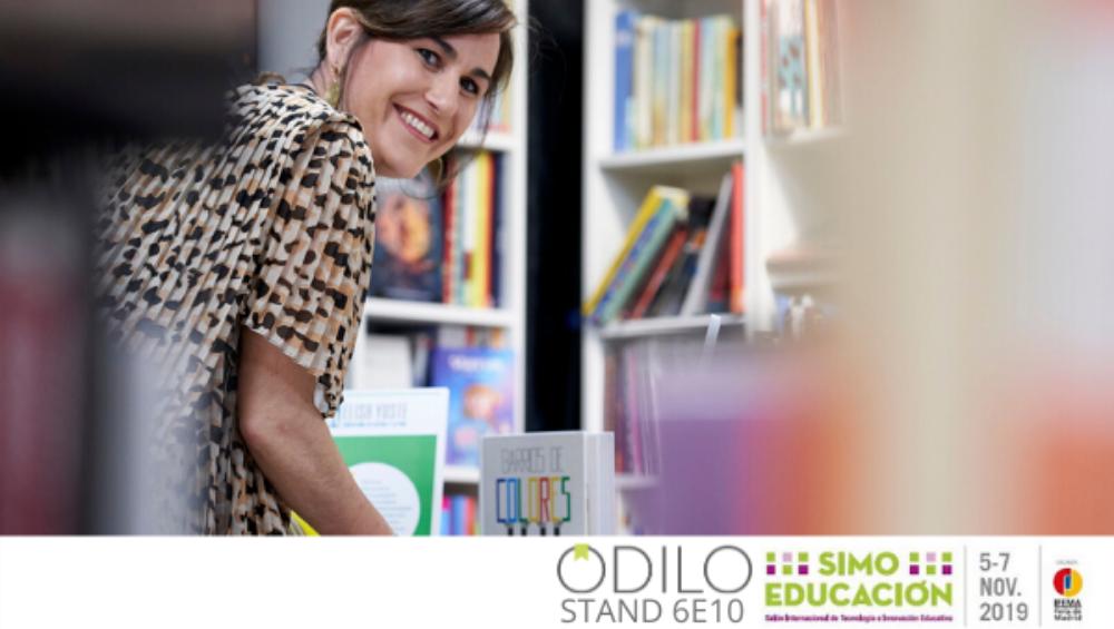 ODILO participa en SIMO Educación 2019