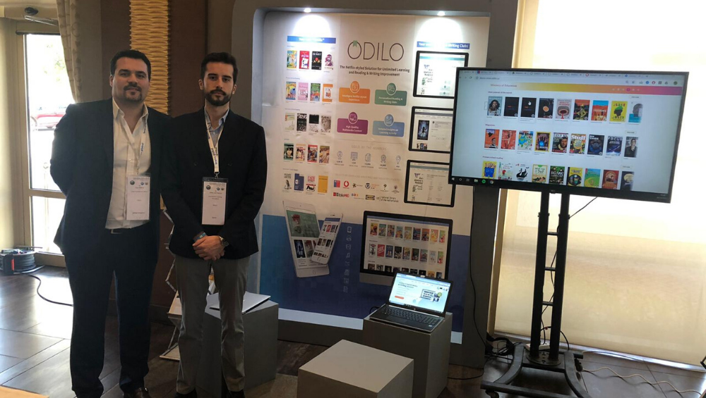 Odilo en Innovation África 2019