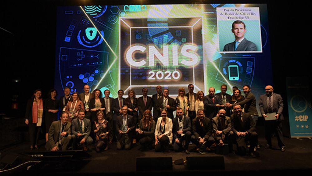Ganadores de los premios CNIS 2020